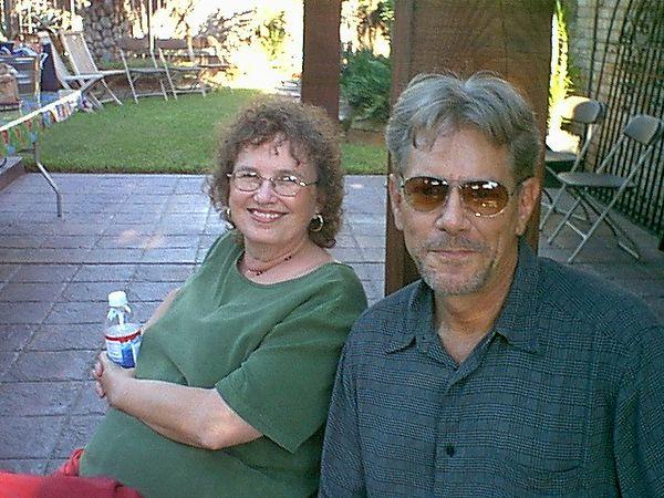 September 2003 backyard social & mercado