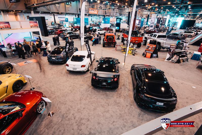 Houston Auto Show EVS - Houston car show 2018