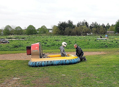 Hovercrafting 19.05.13