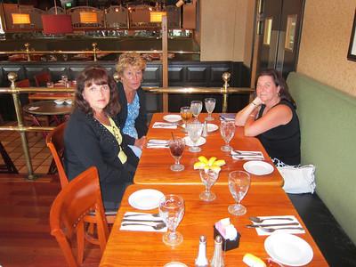 Howard Berman's Birthday Luncheon 24 July 2012
