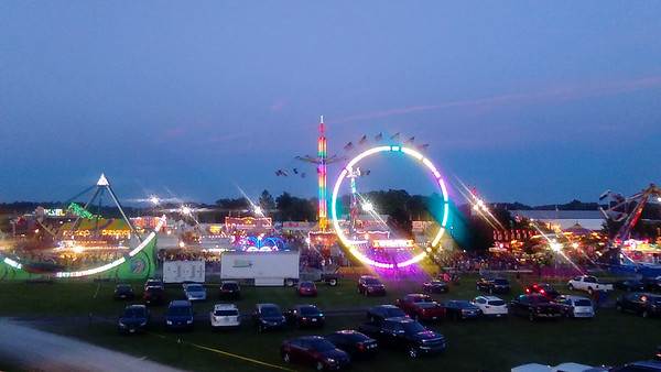 Ahhhhhh, the Fair!
