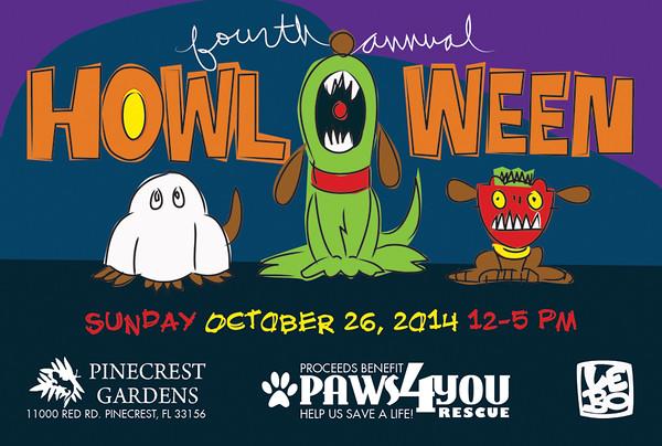 Howl-O-Ween 2014