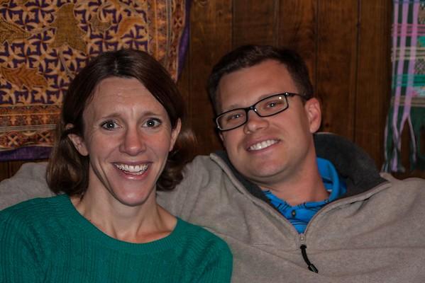 Huber Family Christmas 2015