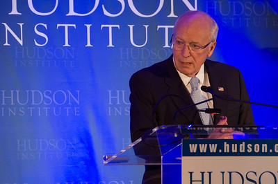 Hudson Institute/ w  VP Dick Cheney