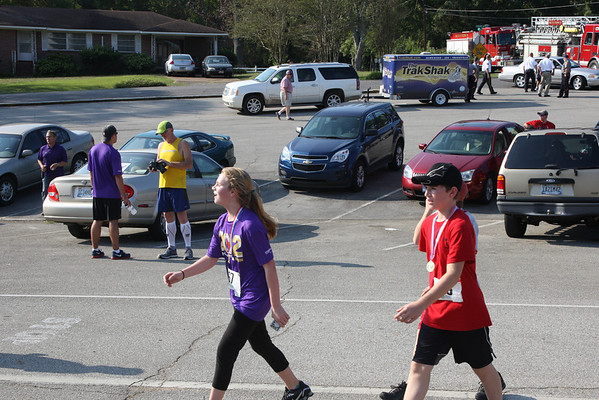 Hueytown Annual 5k/10k Run