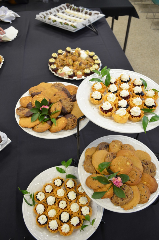 Thank you to Elegant Catering for the Humaneitarian Award guest refreshments!