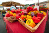Fresh organically-grown vegetables at Farmers Market, Arcata, Humboldt, 30 October, 2010. [Farmers Market 2010-10 006 Arcata-CA-USA]