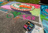 Pastels On The Plaza in Arcata, Humboldt County, California. October 5, 2013. [Arcata 2013-10 005 Humboldt-CA-USA]