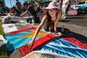 Pastels On The Plaza in Arcata, Humboldt County, California. October 5, 2013. [Arcata 2013-10 007 Humboldt-CA-USA]