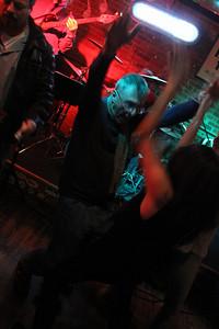 Peter Dancin' the night away at jammin with Jimmy copyrt 2014 m burgess