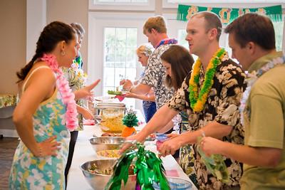 Hunter Oaks Hawaiian Luau