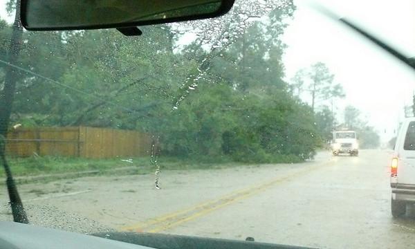 Hurricane Gustav 09/08 Doug Levet's House