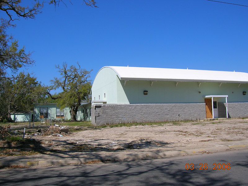 Beach Elementary School. Still closed, they haven't decided whether to save it as of yet.