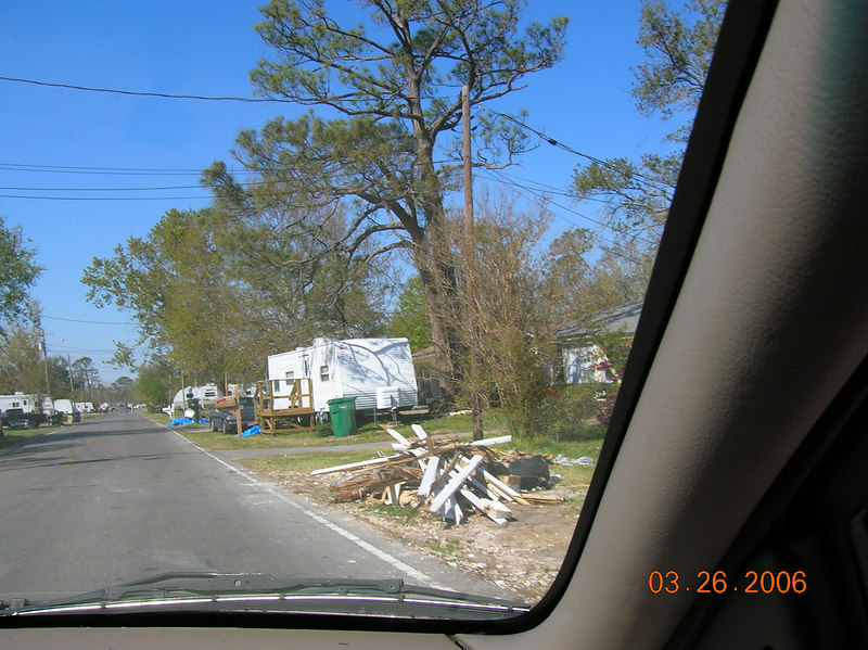 Forrest Street. North of Ingalls Ave. East Pascagoula.