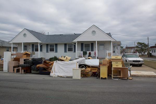 Hurricane Sandra Relief Efforts - Calvary Chapel 2012
