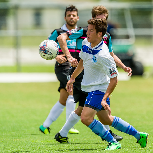 Hurricanes vs Miami United 06/22/2014