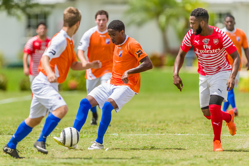 Dutch Lions v Miramar 06/10/2015