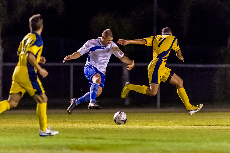 Hurricanes vs Storm FC 05/30/2014