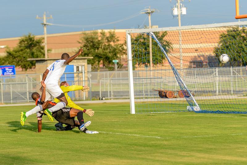 Cape Coral Hurricanes vs. Tampa Bay Soccer 07/28/2013