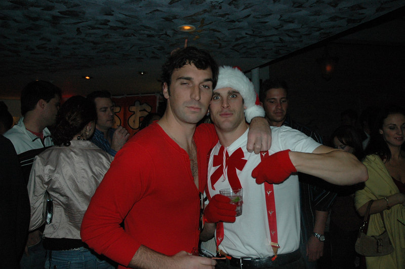 X-mas party pics 029