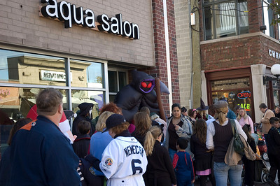 AQUA Salon Halloween 2009