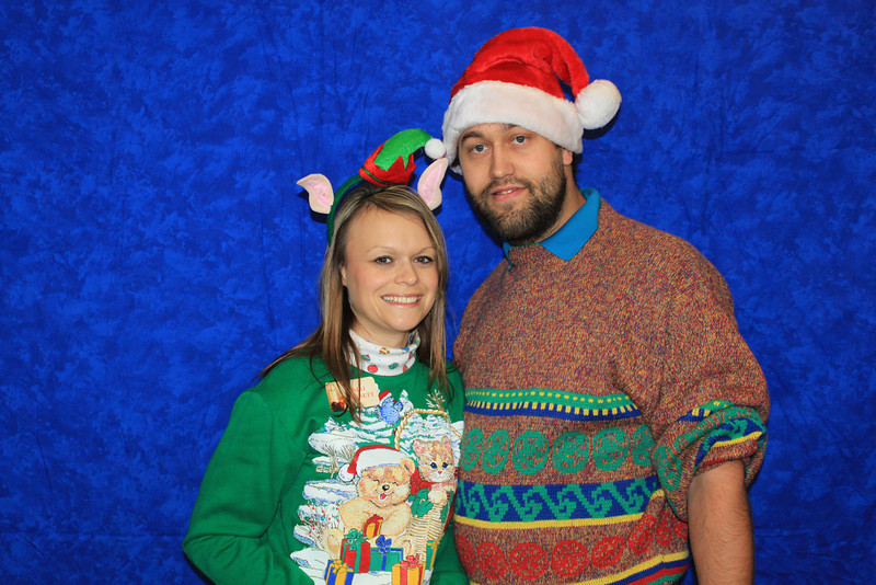 Tacky Sweater Christmas Party 2012