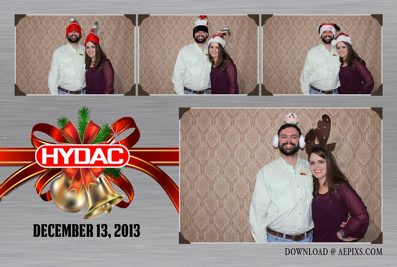 Hydac Christms Party 2013