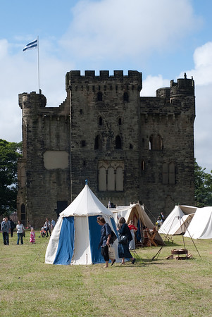 Hylton Castle Battle - 2010