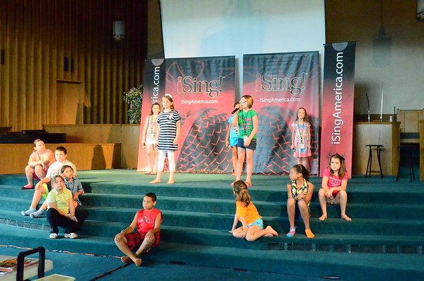 Singing Camp 2013