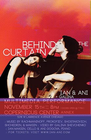 iAN & ANi  - Behind the Curtain