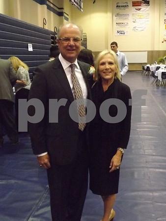 Tom and Beth Schnurr.
