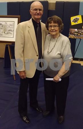 Garland and Betty Hanson.