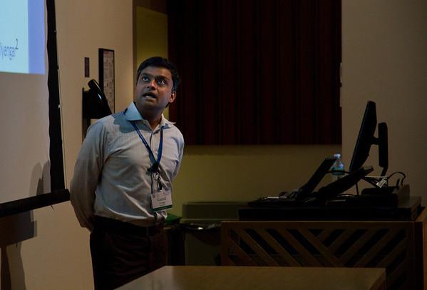 IEOR Seminar 2012