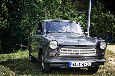 6. Trabant and IFA convention in Delligsen  creativecommons - by-nc-nd