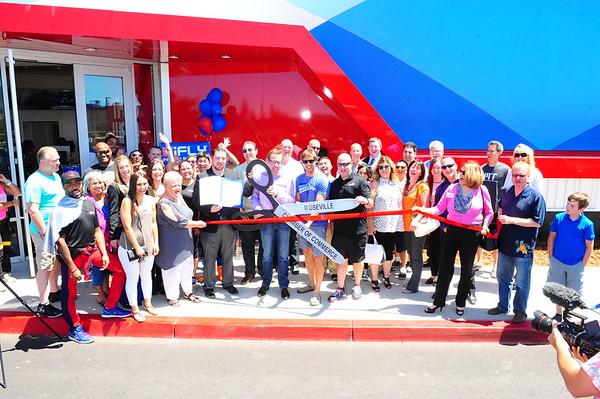 IFly Sacramento (Roseville) Grand Opening Day Celebration 06/24/16