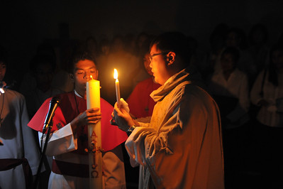 IHM Easter Vigil 2013
