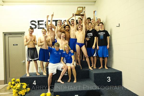 IHSAA Swimming - Memorial #2