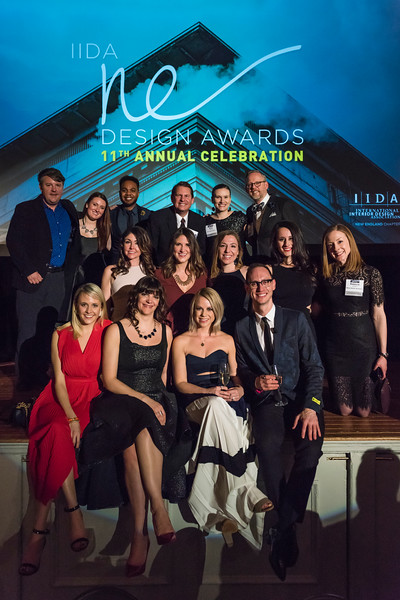 2018 IIDA New England Design Awards