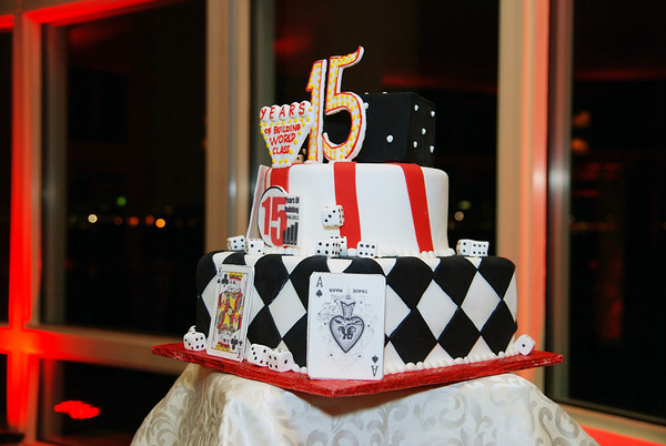 J. Calnan 15th Anniversary & Casino Party
