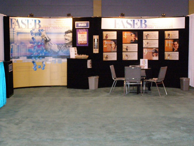 The FASEB Career Center/MARC Program Resource Center - IMMUNOLOGY 2007 meeting in South Beach, FL.