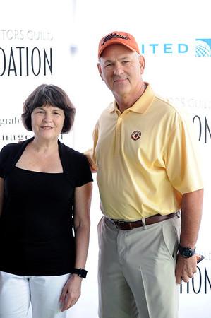Jill Seltzer and Paul Pape