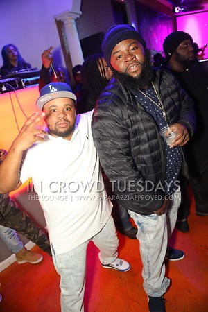 IN CROWD TUESDAYS 01.09.18