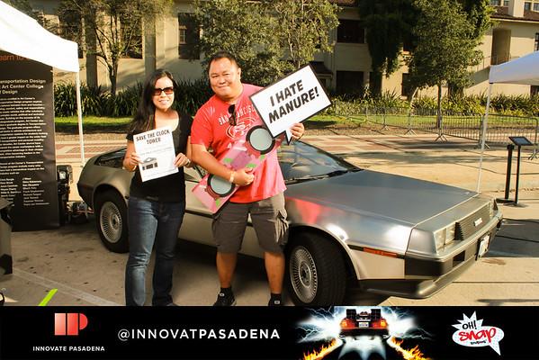 Innovate Pasadena Back To The Future