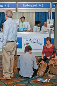 IPAC 2015 - Sunday Registration - 052