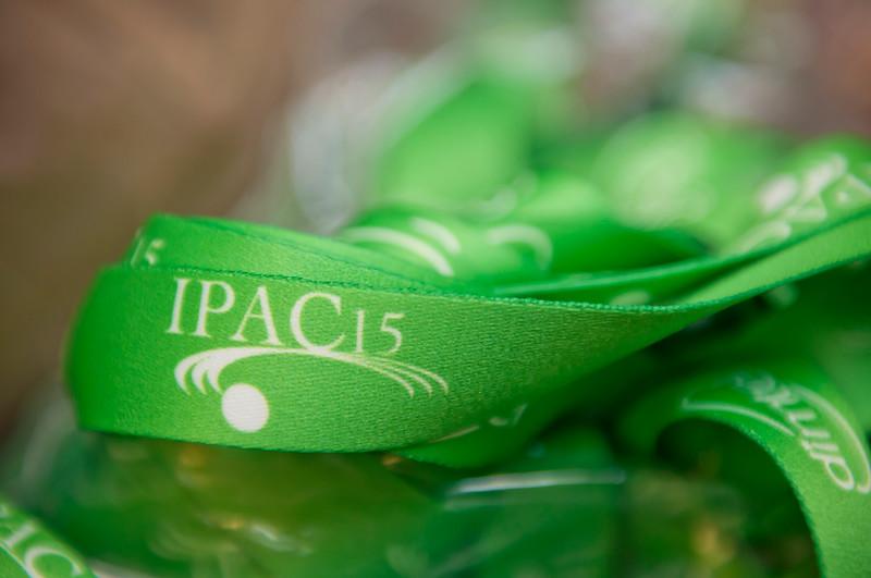 IPAC 2015 | Sunday Registration | 006