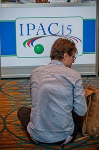 IPAC 2015 - Sunday Registration - 054