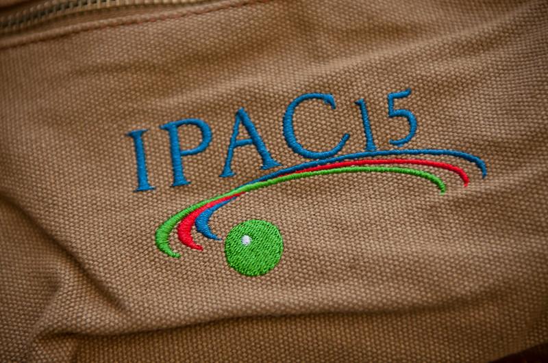 IPAC 2015 | Sunday Registration | 002