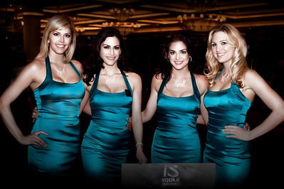 "Special 'iS Glamour Photography"" - The 4 iS Angels featured here are Kalish, Natalie, Noel and Robyn Van Dyke on your right. Photograph taken at Treasure Island Casino."