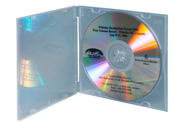 Slideshow CD