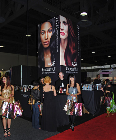 ISSE LB 2012 Booths